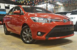 Sell Orange 2017 Toyota Vios Automatic at 15000 km