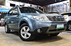 Blue 2011 Subaru Forester at 77000 km for sale