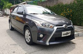 Sell Used 2015 Toyota Yaris Automatic in Quezon City