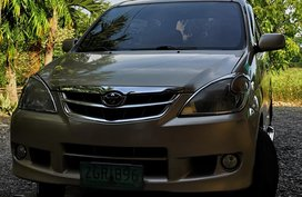 Selling 2nd Hand Toyota Avanza 2007 in Isabela