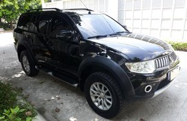 Selling Used Mitsubishi Montero Sport 2013 Automatic Diesel