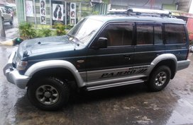 Selling Used Mitsubishi Pajero 1996 in Baler