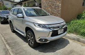 Sell Used 2016 Mitsubishi Montero Sport in Pasig