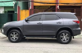 Used Toyota Fortuner 2016 Manual Diesel in Manila
