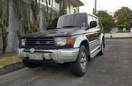Sell Used 1997 Mitsubishi Pajero Automatic in Angeles