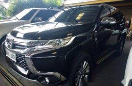 Black Mitsubishi Montero Sport 2018 for sale in Quezon City