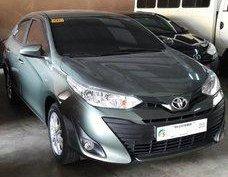 Sell Green 2019 Toyota Vios in Makati