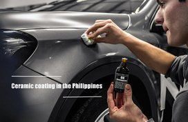 Ceramic Coating in the Philippines: Overview of costs, advantages, process & more