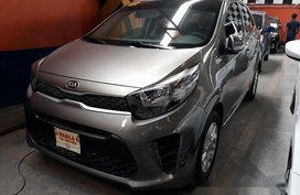 Selling Grey Kia Picanto 2018 in Quezon City
