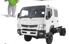 Selling Brand New Mitsubishi CanterA Truck in Metro Manila