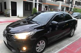 Black Toyota Vios 2014 for sale in Manila