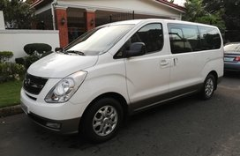 Selling Used Hyundai Starex 2014 in Quezon City