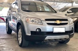 Selling Silver Chevrolet Captiva 2011 Automatic Diesel in Manila