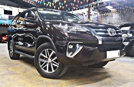 Sell Used 2018 Toyota Fortuner Diesel Automatic