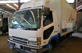 White Mitsubishi CanterA 2006 Truck at 100000 km for sale