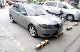 Used Mazda 3 2005 Sedan Automatic for sale in Tarlac