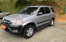 Sell Used 2003 Honda Cr-V at 130000 km in Baguio