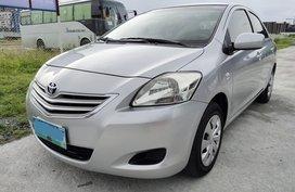 Silver 2010 Toyota Vios for sale in Metro Manila