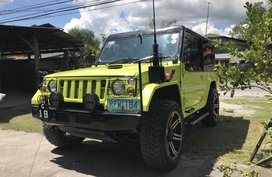 Selling Used Mitsubishi Jeep in Porac