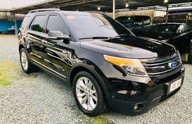 Black 2014 Ford Explorer at 45000 km for sale