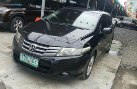 Sell Black 2011 Honda City in Pasig