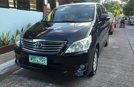 2013 Toyota Innova G for sale in Quezon City