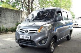 Selling Grey Foton Gratour 2017 in Pasig