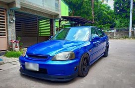 Sell Blue 1997 Honda Civic in Bulacan