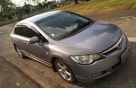 Selling Used Honda Civic 2008 in Quezon City