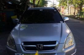 Sell Silver 2003 Honda Cr-V in General Trias