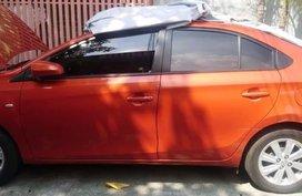 Selling Orange Toyota Vios 2016 Sedan in Manila