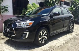 Sell Black 2015 Mitsubishi Asx at 59000 km in General Trias
