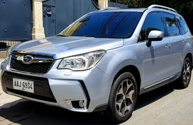 2014 Subaru Forester for sale in Quezon City