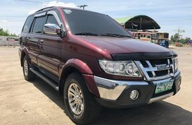 Selling Red Isuzu Sportivo 2012 Manual Diesel in Manila