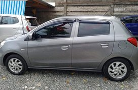 Selling Used Mitsubishi Mirage 2016 Hatchback at 30000 km