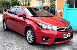 2014 Toyota Corolla Altis for sale in Pasig