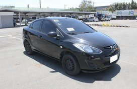 Selling Black Mazda 2 2016 Automatic Gasoline at 28634 km in Muntinlupa
