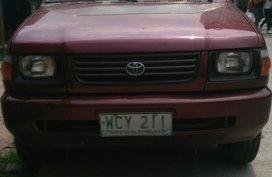 Red Toyota Revo 1997 for sale in Metro Manila