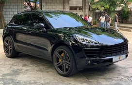 Sell Black 2018 Porsche Macan in Manila