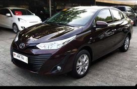 Toyota Vios 2018 Sedan Automatic Gasoline for sale in Manila
