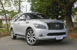 2nd Hand 2011 Infiniti QX56 at 38000 km for sale