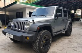 Selling Used 2017 Jeep Wrangler at 8000 km