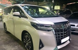 Brand New 2019 Toyota Alphard for sale in Quezon City