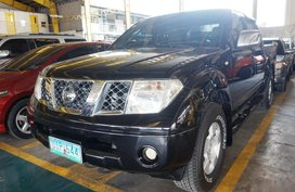 Sell Black 2012 Nissan Navara Truck in Manila