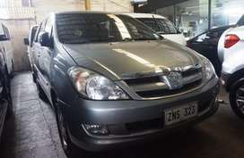 Sell Grey 2008 Toyota Innova in Manila