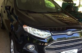 Selling Black Ford Ecosport 2017 in Manila