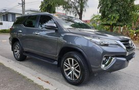Selling Toyota Fortuner 2018 Automatic Diesel in Manila