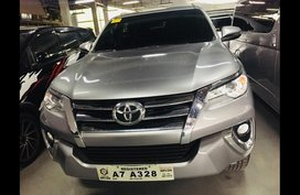 Selling  Toyota Fortuner 2018 Automatic Gasoline at 12844 km