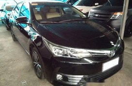 Sell Black 2018 Toyota Corolla Altis in Mandaluyong
