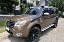 Brown Ford Everest 2011 for sale in Makati
